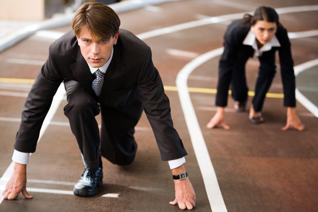 Alta Salida Laboral emprendedores corriendo