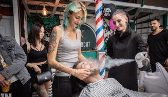 Mujeres Barberas | Aprende a destacarte en el mundo de la barbería conviértete en la mejor mujer barbera
