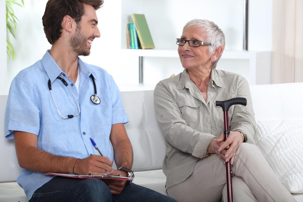 Cuidador de adultos mayores