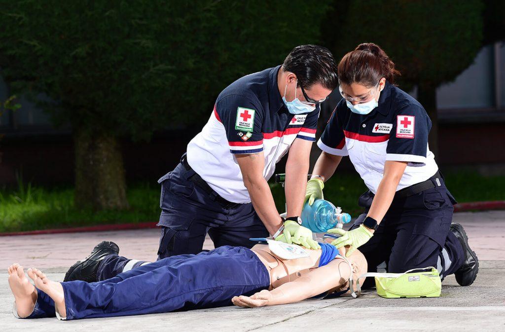 Curso de primeros auxilios GRATIS