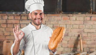 Curso de Panadero GRATIS y certificado